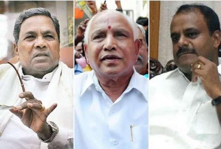 Sensex and Nifty fall on uncertainty over Karnatka Govt- India TV Paisa
