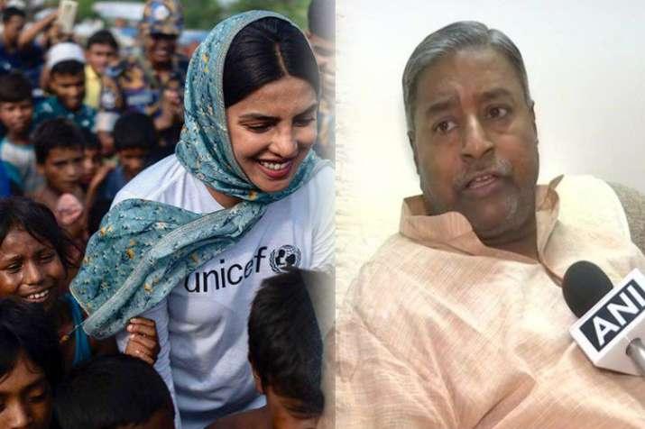 Rohingyas & their sympathisers should leave India, says Katiyar after Priyanka's visit to camp- India TV