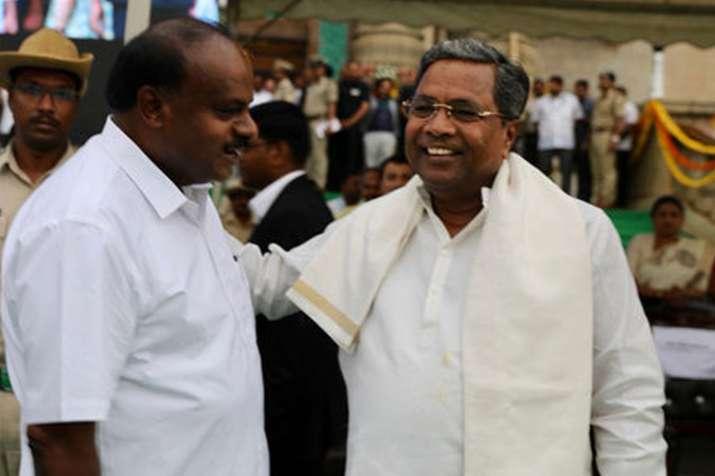 Kumaraswamy to face floor test today; BJP fields nominee for Speaker's post- Khabar IndiaTV