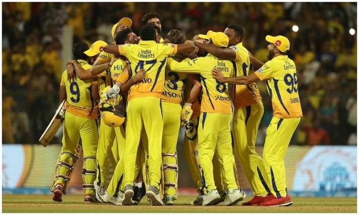 चेन्नई सुपर किंग्स- India TV