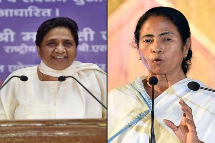 Mamta and Mayawati- India TV
