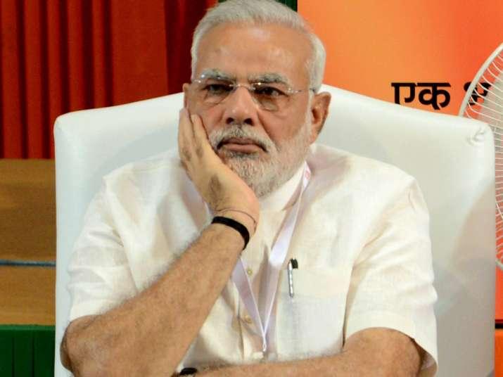 modi in tension- India TV Paisa