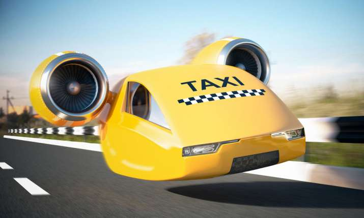 Image result for Uber जल्द ला रहा है उड़ने वाली टैक्सी