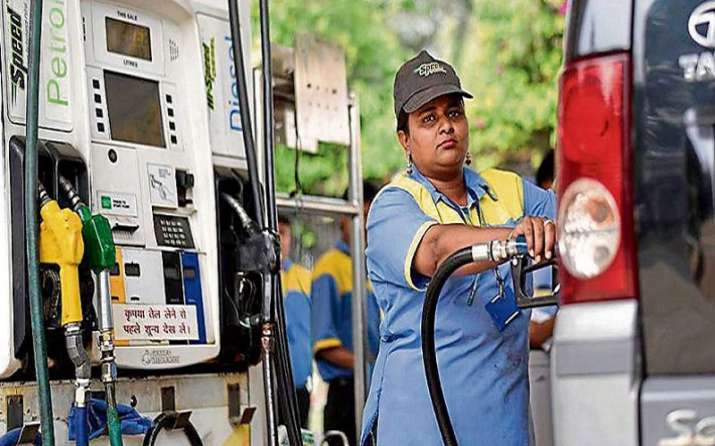 Petrol price in Delhi surpasses Rs 75 per litre on Wednesday - India TV Paisa