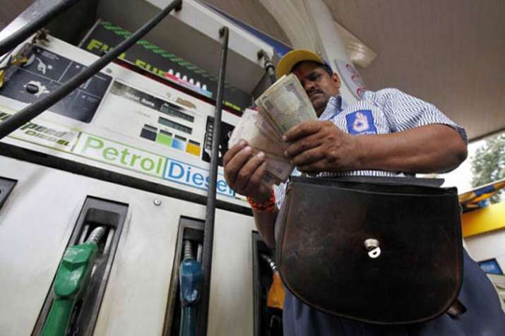 Petrol, diesel prices hit fresh high, Rahul Gandhi gives PM Modi a fuel challenge- India TV