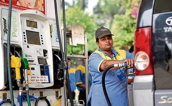 Be ready for more costlier diesel and petrol as prices may increase by Rs 4 per litre- India TV Paisa