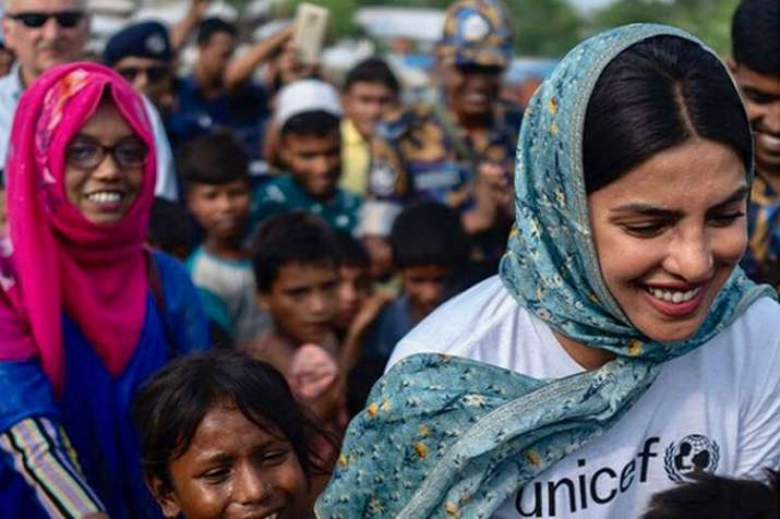 Priyanka Chopra makes emotional appeal for funds to support Rohingya refugees | Instagram- India TV