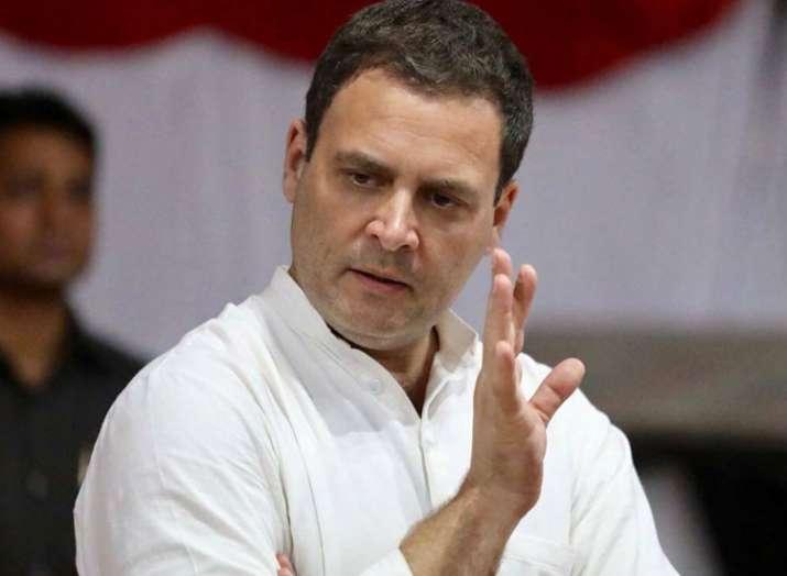 congress president rahul gandhi- India TV