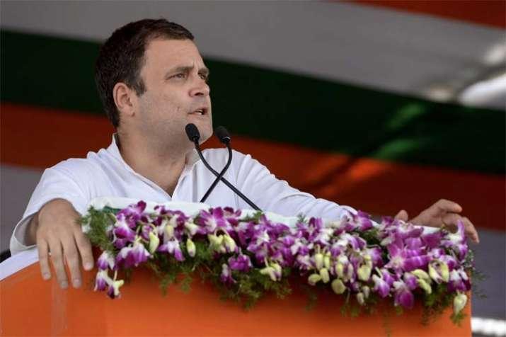Rahul hits back at Modi for personal attacks on him - India TV