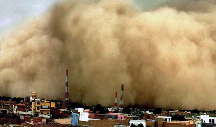 Powerful thunder storm hits North India, 58 dead in Rajasthan and Agra- India TV
