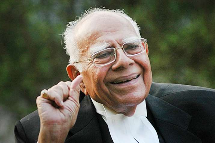Ram Jethmalani moves SC against Karnataka Guv's decision inviting BJP to form govt- India TV