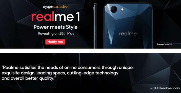 Realme Smartphone- India TV Paisa