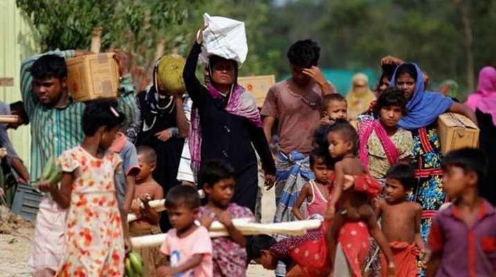 Rohingya Refugees | PTI- India TV