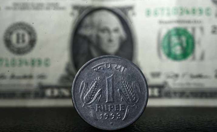 Rupee falls to 15 month low- India TV Paisa