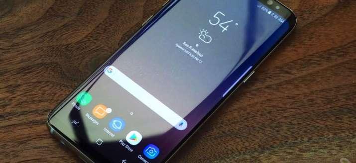 Galaxy S8+- India TV Paisa