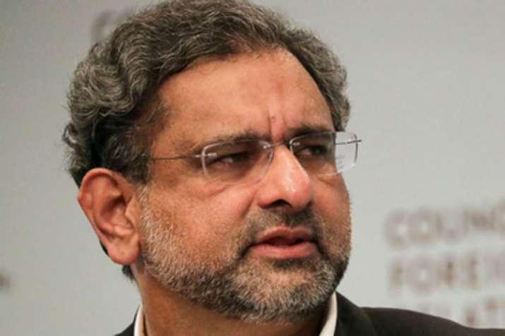 NAB creating circumstances that are damaging country, says Shahid Khaqan Abbasi   AP- India TV