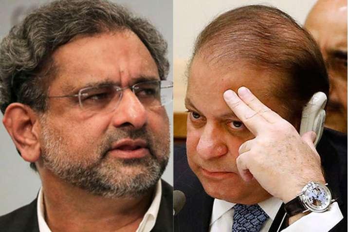 Pakistan: Nawaz Sharif ready to go to prison for principles, says PM Shahid Khaqan Abbasi   AP- India TV