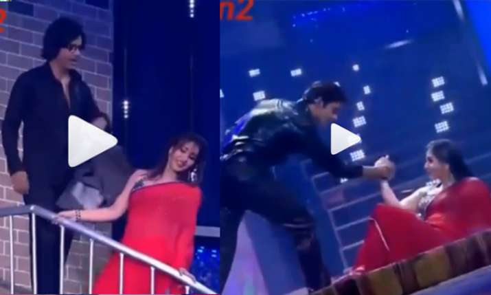 शिल्पा-सुनील- India TV