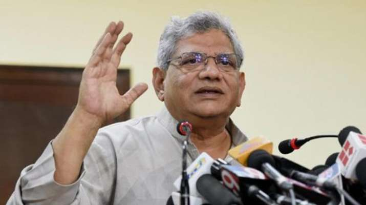 West Bengal: Sitaram Yechury denies reports about CPI(M) and BJP alliance in panchayat polls- India TV