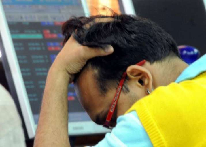 Sensex closes slightly down after volatile trade on Wednesday - IndiaTV Paisa