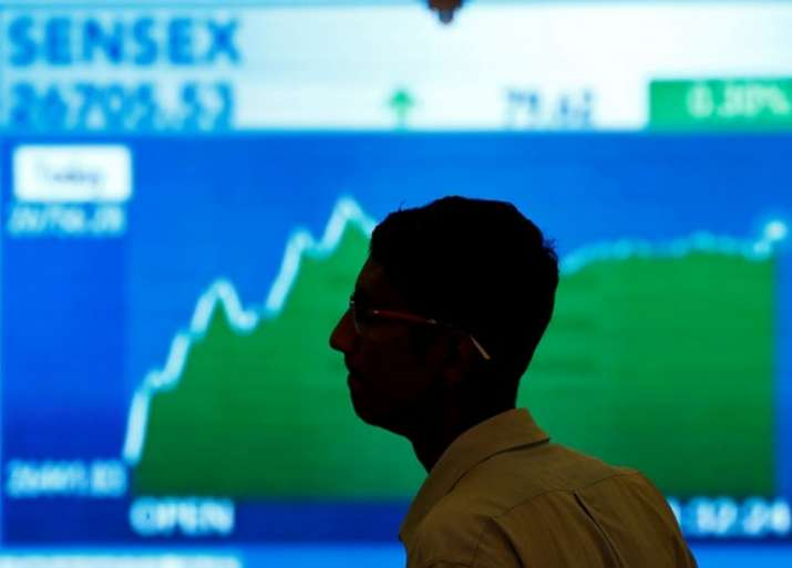 Sudden spike in stock market before GDP Data- India TV Paisa