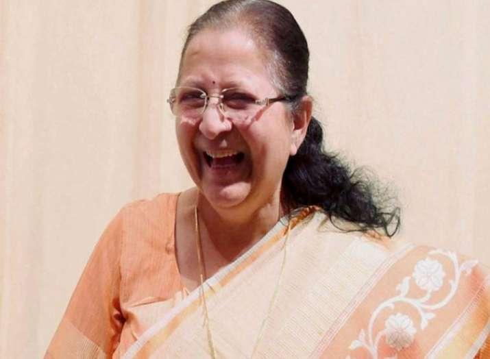 sumitra mahajan- India TV