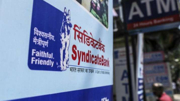 syndicate bank- India TV Paisa