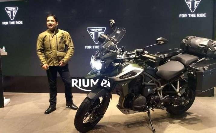 Triumph- India TV Paisa