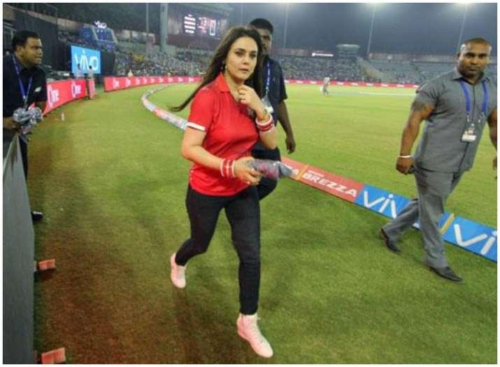 प्रीति जिंटा- India TV