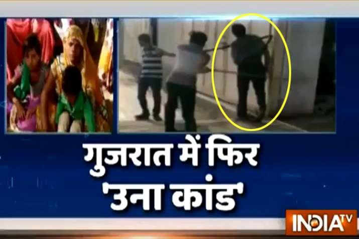 Dalit Beaten- India TV