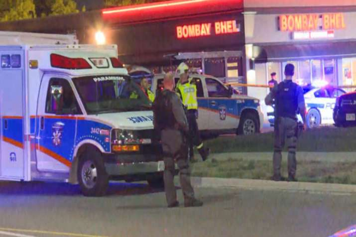 Explosion in Indian Reastaurant In Canada- India TV