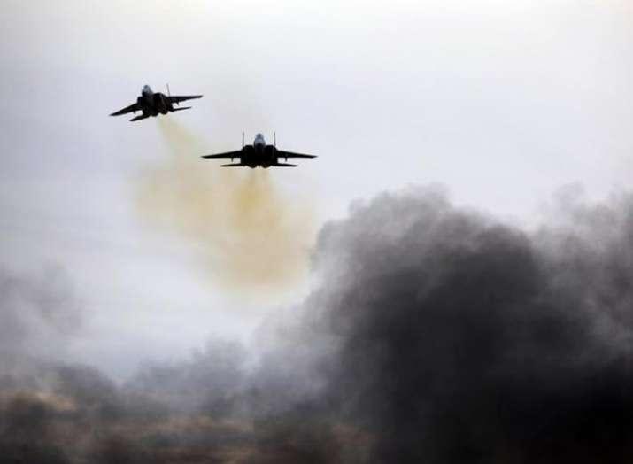 Israel attacks air strikes on Hamas hideout in Gaza- Khabar IndiaTV