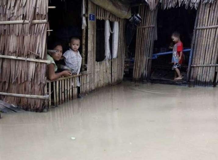 5 killed 1,400 houses destroyed by cyclone in Myanmar- India TV