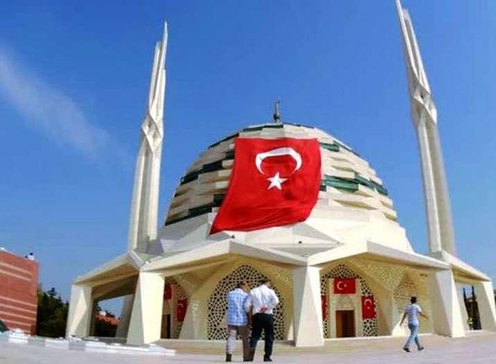 All mosques should raise national flag said China...- India TV