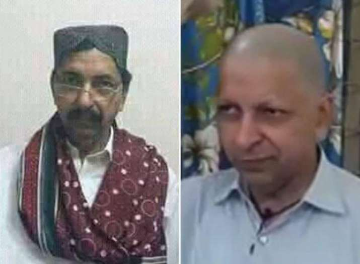 police in pakistan shaved off head and eyebrows of hindu...- India TV