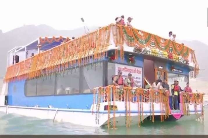 U'khand Cabinet to meet in floating restaurant on Tehri lake - Khabar IndiaTV