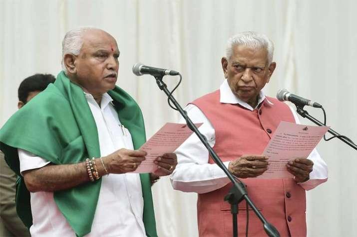 Bengaluru: BJP's B. S. Yeddyurappa - Khabar IndiaTV
