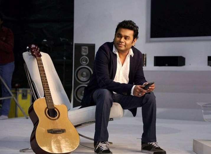 AR Rahman- Khabar IndiaTV
