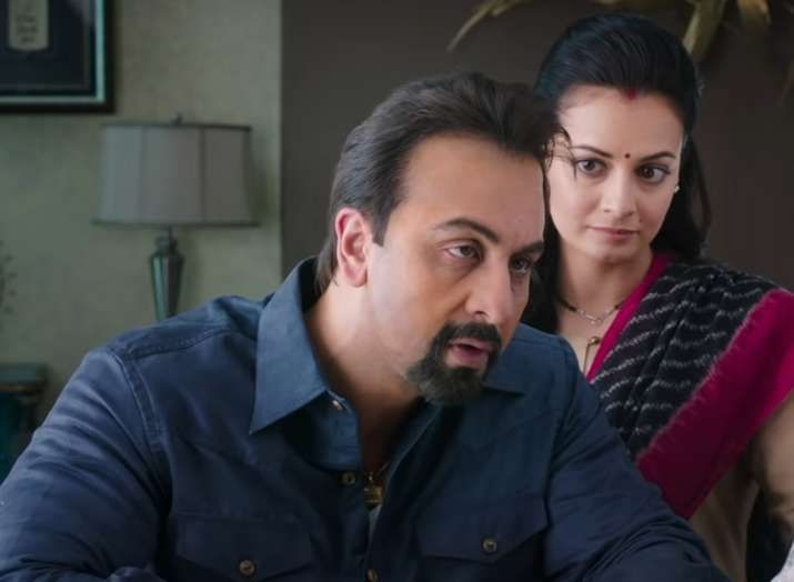 Sanju- India TV