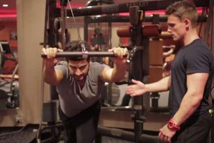 Arjun kapoor fitness- India TV