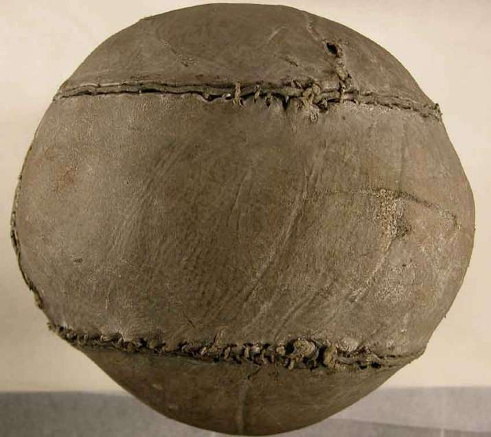 Oldest Football- Khabar IndiaTV