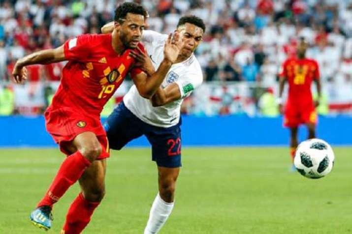 फीफा विश्व कप: बेल्जियम ने इंग्लैंड को 1-0 से हराया- India TV
