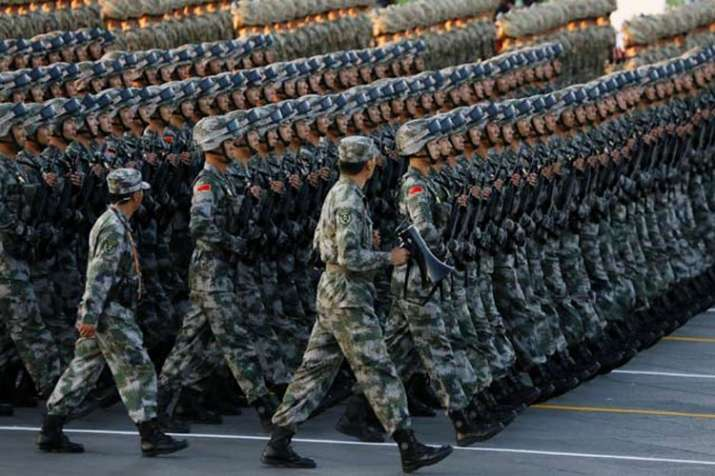 China holds drill in Tibet for military-civilian integration, also test logistics and weapon support- India TV