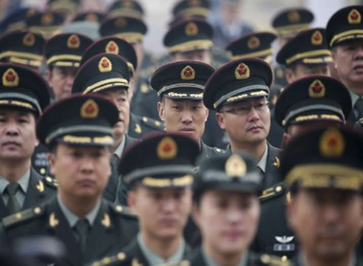Chinese Military (File Pic)- India TV
