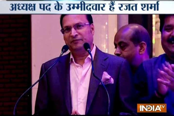 इंडिया टीवी एडिटर इन चीफ रजत शर्मा ने DDCA का पुराना गौरव वापस दिलाने का वादा किया- India TV