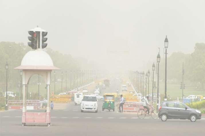 Delhi Air Quality- Khabar IndiaTV
