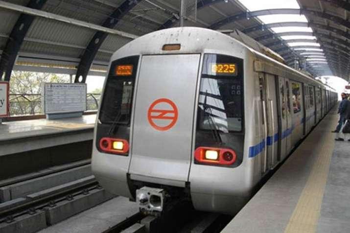 दिल्ली मेट्रो।- India TV