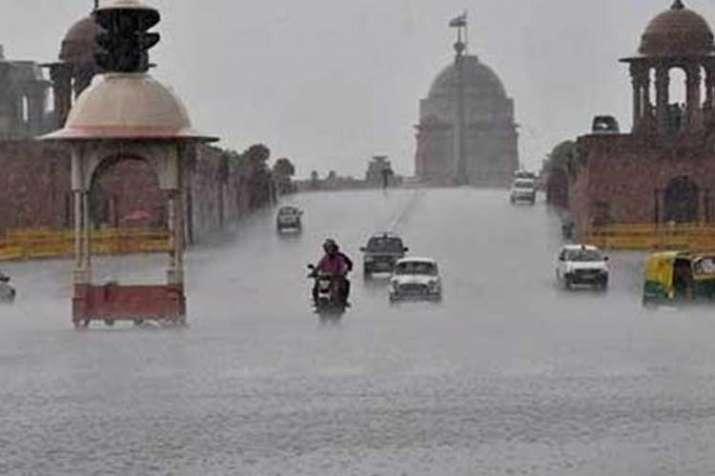 दिल्ली-एनसीआर में मॉनसून का ट्रेलर, राहत की बारिश से मौसम सुहाना- India TV