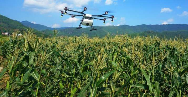 Role of Drones in Agri Sector- India TV Paisa