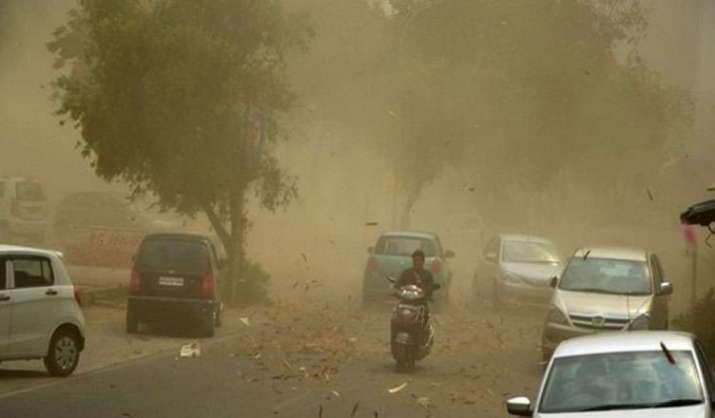 dust strom- India TV Paisa